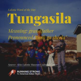 Tungasila (grandfather)