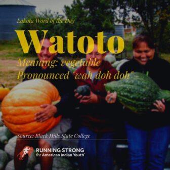 Watoto (vegetable)